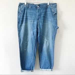 Anthropologie Plus | Pilcro Highrise Jeans 16W NWT